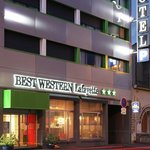 Photo de BEST WESTERN Hotel Lafayette