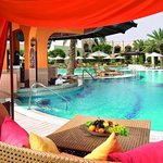 Aquarius Pool Bar