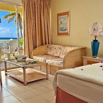St Lucian Beachfront Room