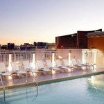 Outdoor Rooftop Pool