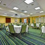 Lakeview Room – Banquet Setup