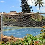 Castle Kamaole Sands Tennis Court