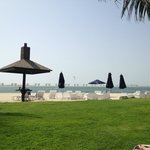 Jebel Ali beach.