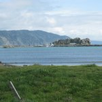 View from campsite - Shoreline RV Park