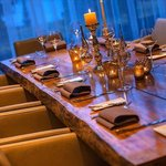 Fire House - Private Dining Room