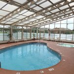 Enjoy our Indoor Pool and Hot Tub