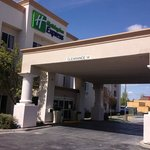 Holiday Inn Express Stockton California Hotel