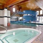 Hot Tub and Pool/Water Slide