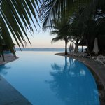 Kole Kole Infinity Pool at the Baobab Beach Resort