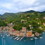 Portofino and hotel