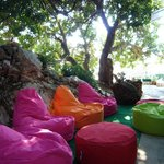 Bean Bags & Hammocks Chill-Out