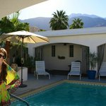 Foto de POSH Palm Springs Inn