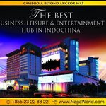 NagaWorld Hotel & Entertainment Complex Building