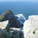 Rocky outcrops at Cape Point