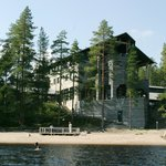 Hotel Kalevala by the beach