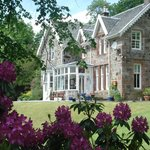 Foto de Glebe Country House Tarbet