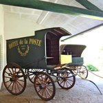 Old carriages Hotel de la Poste