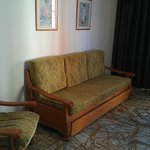 Sofa/bed if reqd