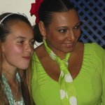 Enchanting French teenager with a wonderful flamenco dancer