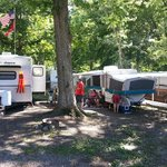 Foto de Lake Myers RV & Camping Resort