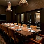 Mason's Private Dining Room