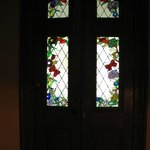 Lovely Stained Glass Door