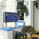 Westwinds Guest House entrance