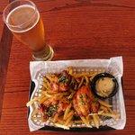 Blonde Ale Beer Battered Fish and Chips