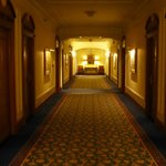 Corridor to the rooms