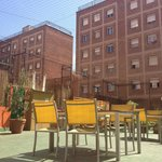 Feetup Yellow Nest Hostel Barcelona resmi