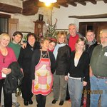 Buon Natale with Annie's friends and family