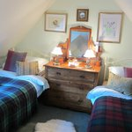 Foto de Drynachan Bed and Breakfast