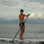 Paddleboards are availble for rent