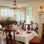 Cooperstown B&B Dining Room