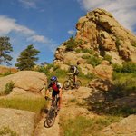 Hiking, biking, picnicking and climbing are fun ways to experience Vedauwoo, just west of Cheyen