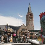 Concerts, festivals and farmers markets fill the Depot Plaza, making the downtown buzz with fun.