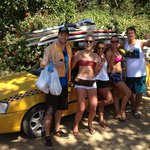 Take Surf lessons and surf trips with us!