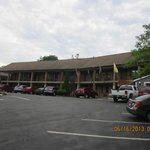 West Point Motel resmi