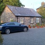 The self catering cottage