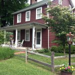 Foto de Hickory Bridge Farm Bed and Breakfast
