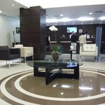 Lobby do Mercure Santos