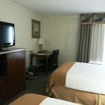 Holiday Inn Express Roanoke-Civic Center resmi