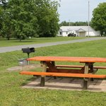 BBQ & Picnic Table