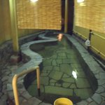 Private open-air hotspring (to be booked in 50 minute slots)