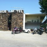 The Hub Motel, Marble Falls, AR