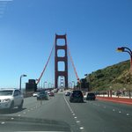 Golden Gate Bridge - Very Close.