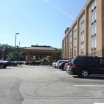 Hampton Inn Washington resmi