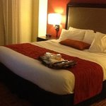 Courtyard by Marriott Fort Worth Downtown/Blackstone resmi