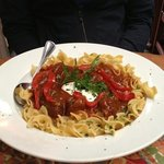 hungarian goulash--- yummy!