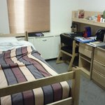 Single room at Pacific Spirit Hostel